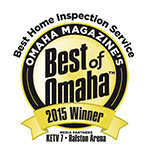 Best of Omaha Home Inspection Winner 2015